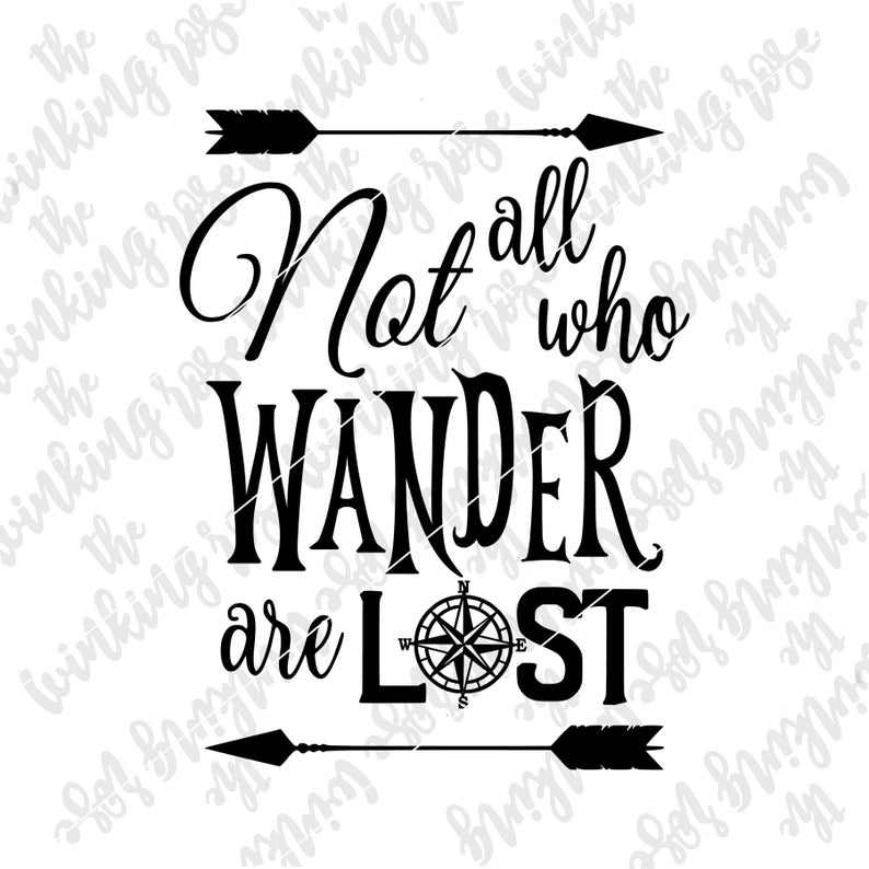 Lord of the rings svg, lord of the rings clipart, lotr svg, lotr clipart,  lotr cut file, gandalf, gandalf shirt, not all who wander are lost.
