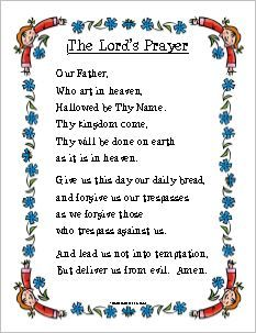 112 Best The Lord\'s Prayer for Children images in 2019.