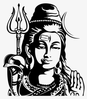Free Lord Shiva Clip Art with No Background.