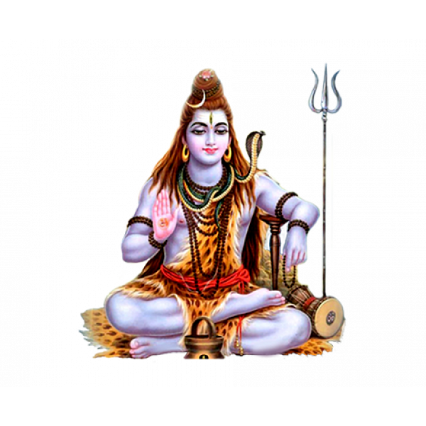 Lord Shiva PNG Transparent Images.