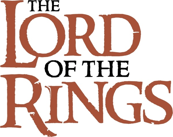 The lord of the ring clipart.