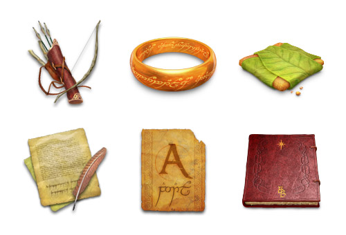 Gallery For > Lord of the Rings Clipart.