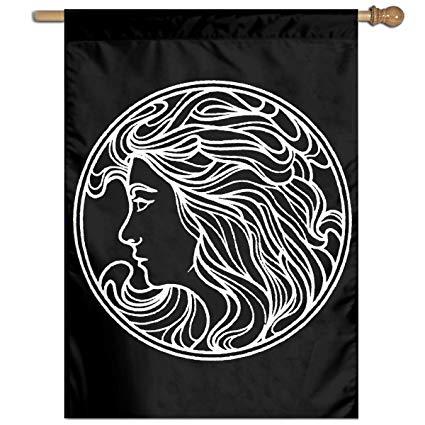 Amazon.com : Denver T Hurst Lorde Logo House Flag 27\