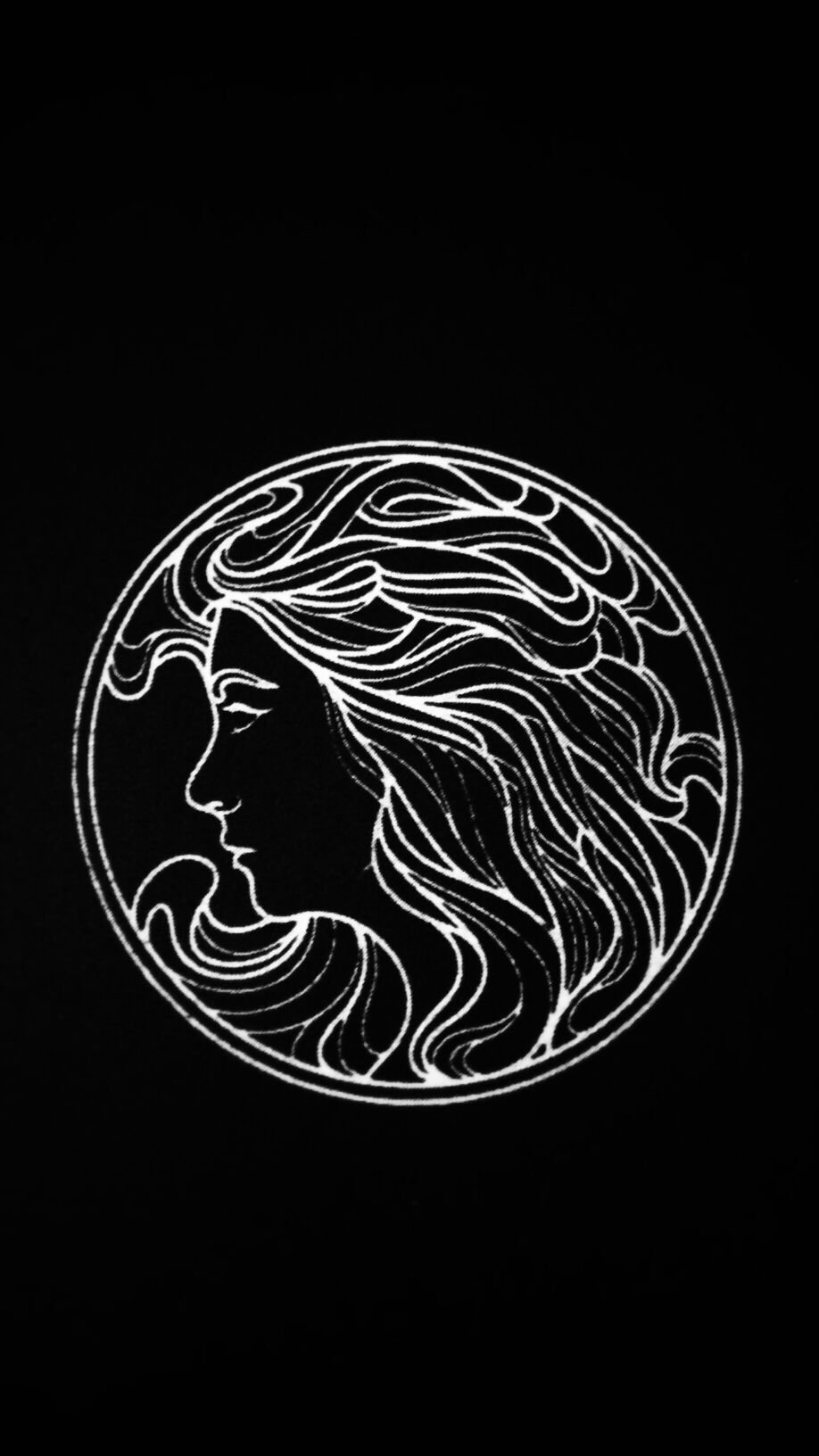 Made a wallpaper of my favorite Lorde logo : lorde.