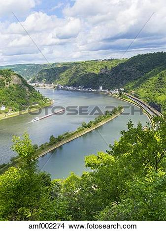 Stock Photo of Germany, Rhineland.