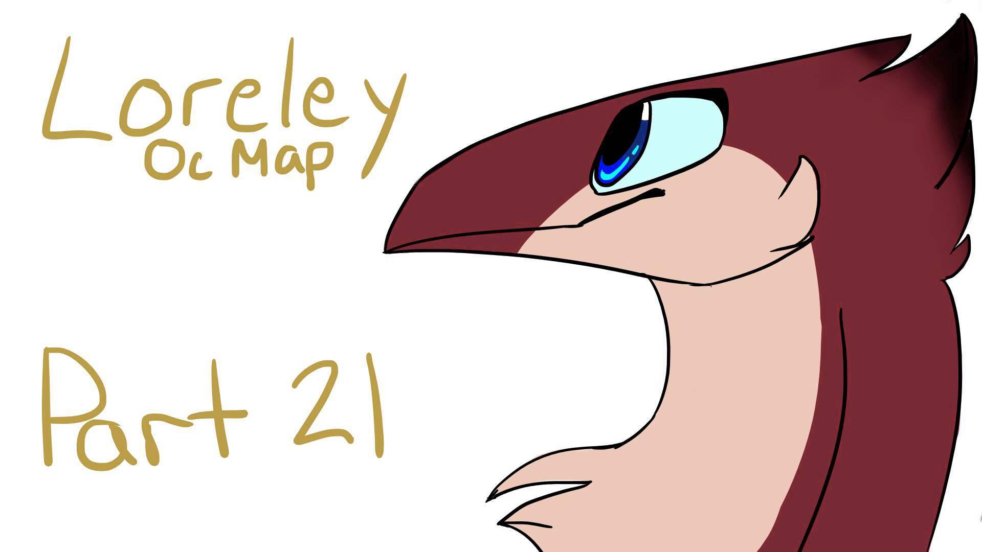 Loreley Oc Map (CLOSED) (35/41 DONE).