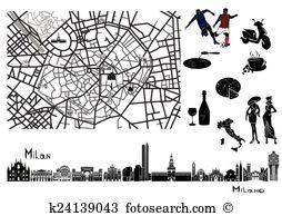 San lorenzo Clip Art Vector Graphics. 25 san lorenzo EPS clipart.