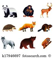 Loris Clip Art EPS Images. 24 loris clipart vector illustrations.
