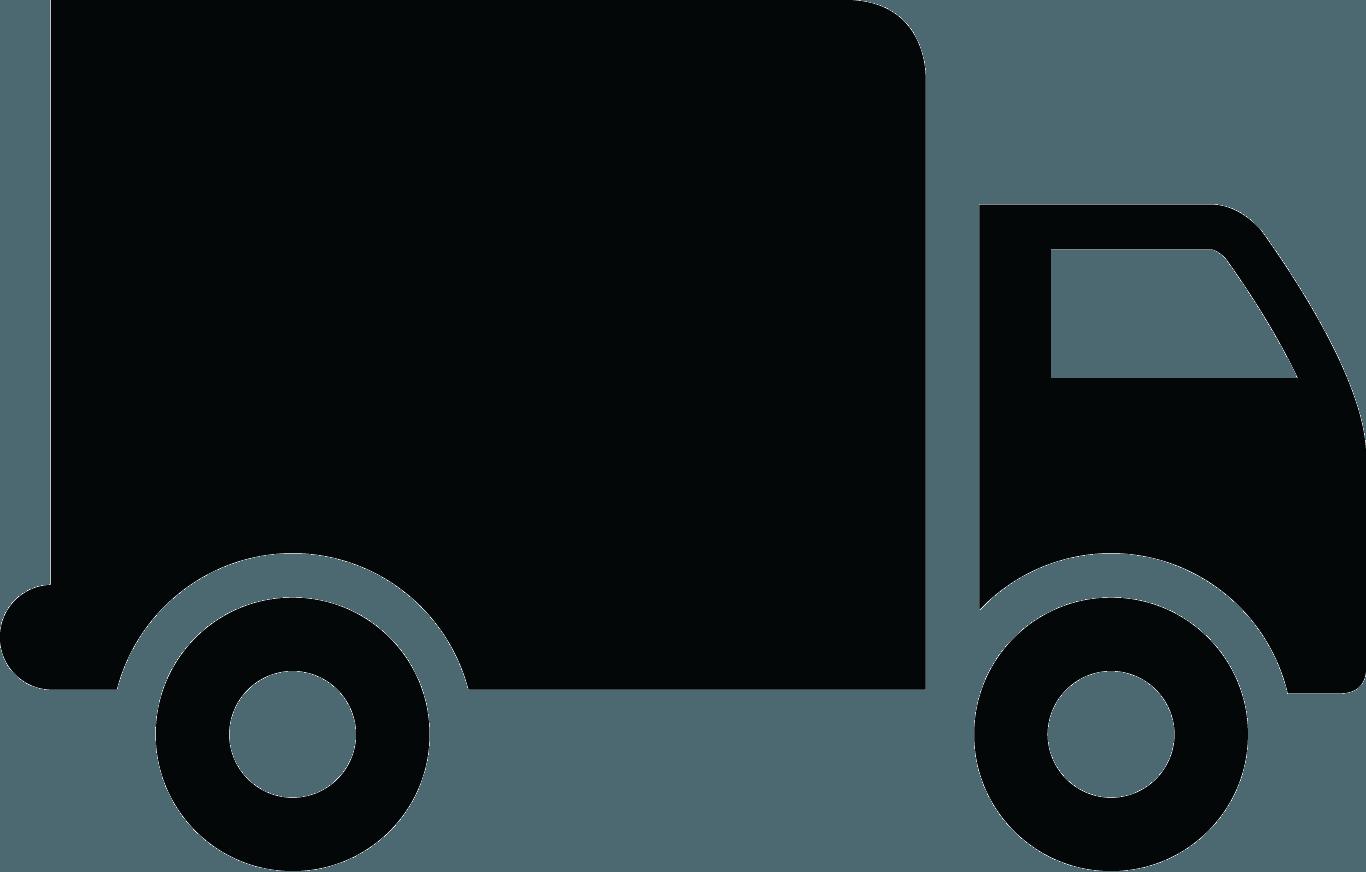 truck, pickup, pickup truck, pickup van, truck icon #40256.