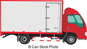 Small lorry Vector Clip Art EPS Images. 399 Small lorry clipart.