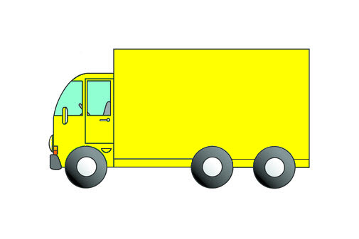 Red lorry, yellow lorry.