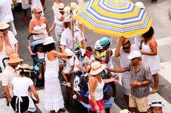 Los Abrigos, Tenerife Editorial Stock Image.