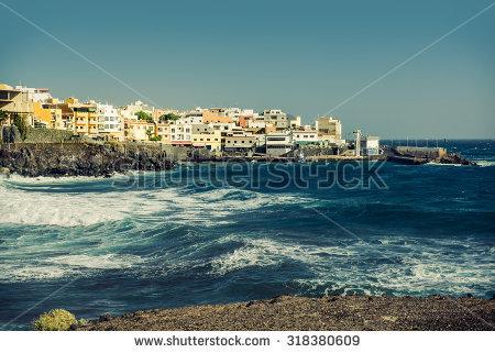 Puerto De La Cruz Tenerife Stock Photos, Royalty.