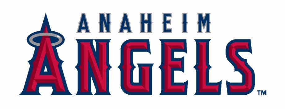 Los Angeles Angels Of Anaheim Logo.