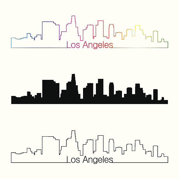 Los Angeles County Clip Art, Vector Images & Illustrations.