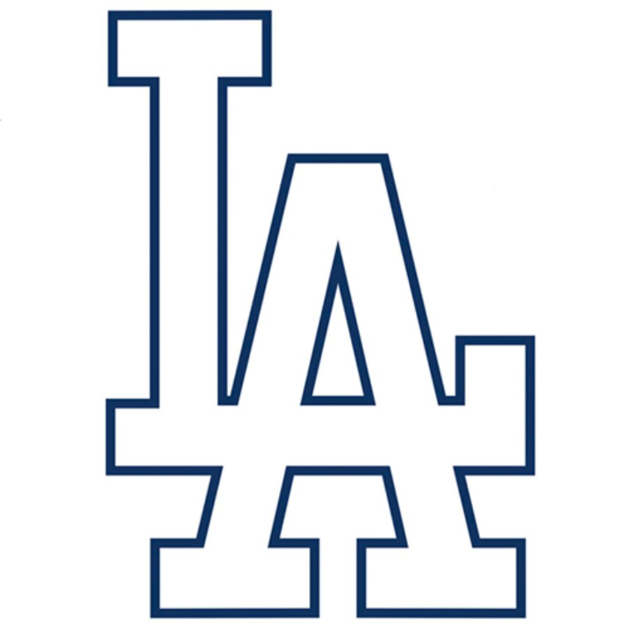 Los Angeles Dodgers Fathead Giant Removable Decal.