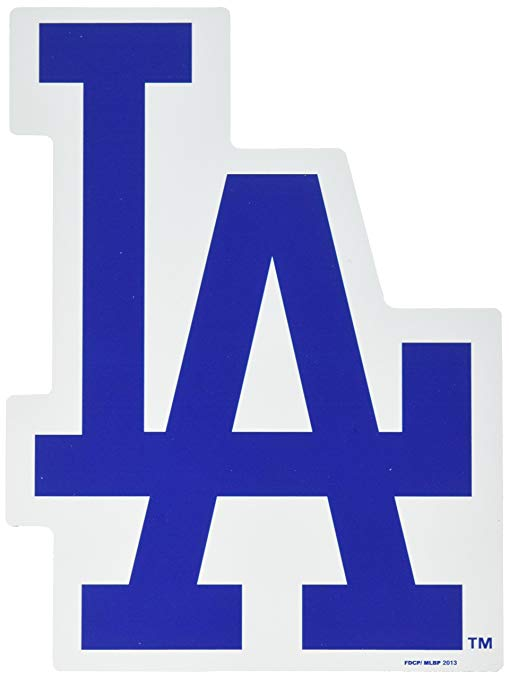 Los angeles dodgers clipart 6 » Clipart Station.