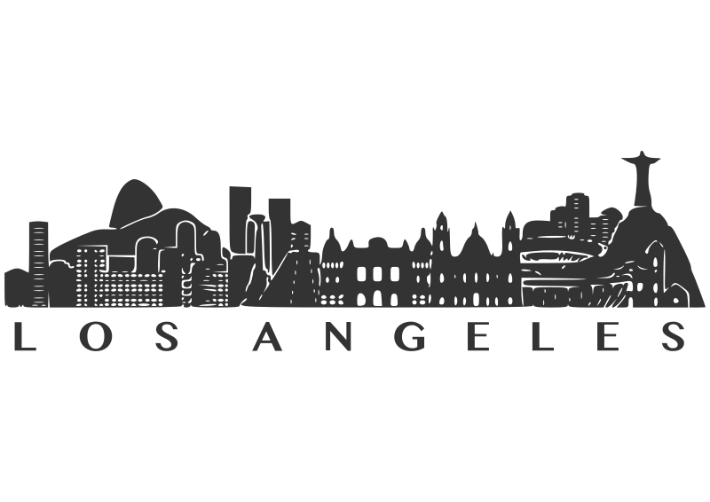 Download Free png LOS ANGELES.