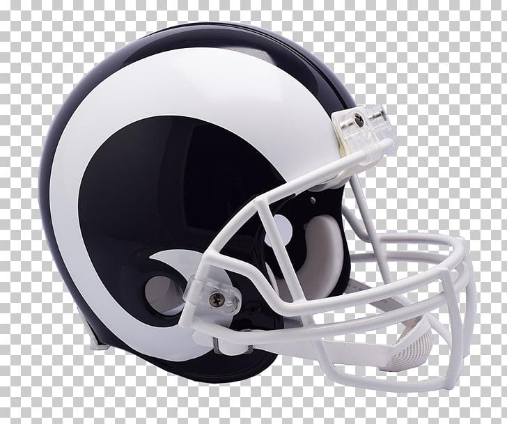 Los Angeles Rams NFL American Football Helmets Riddell, Los.