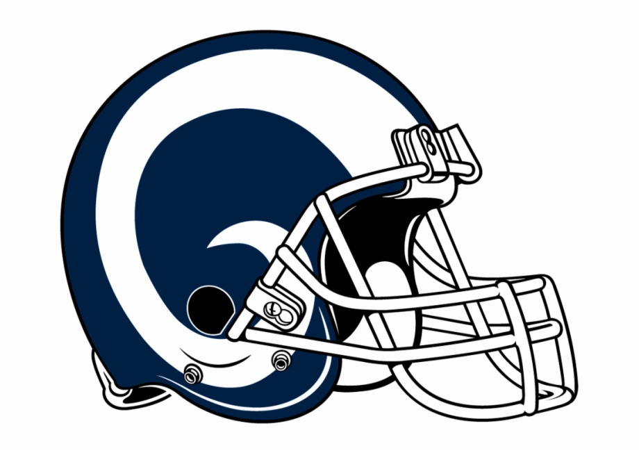 Los Angeles Rams Iron On Stickers And Peel.