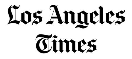 Los Angeles Times online.