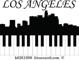 Los angeles Clipart and Illustration. 951 los angeles clip art.