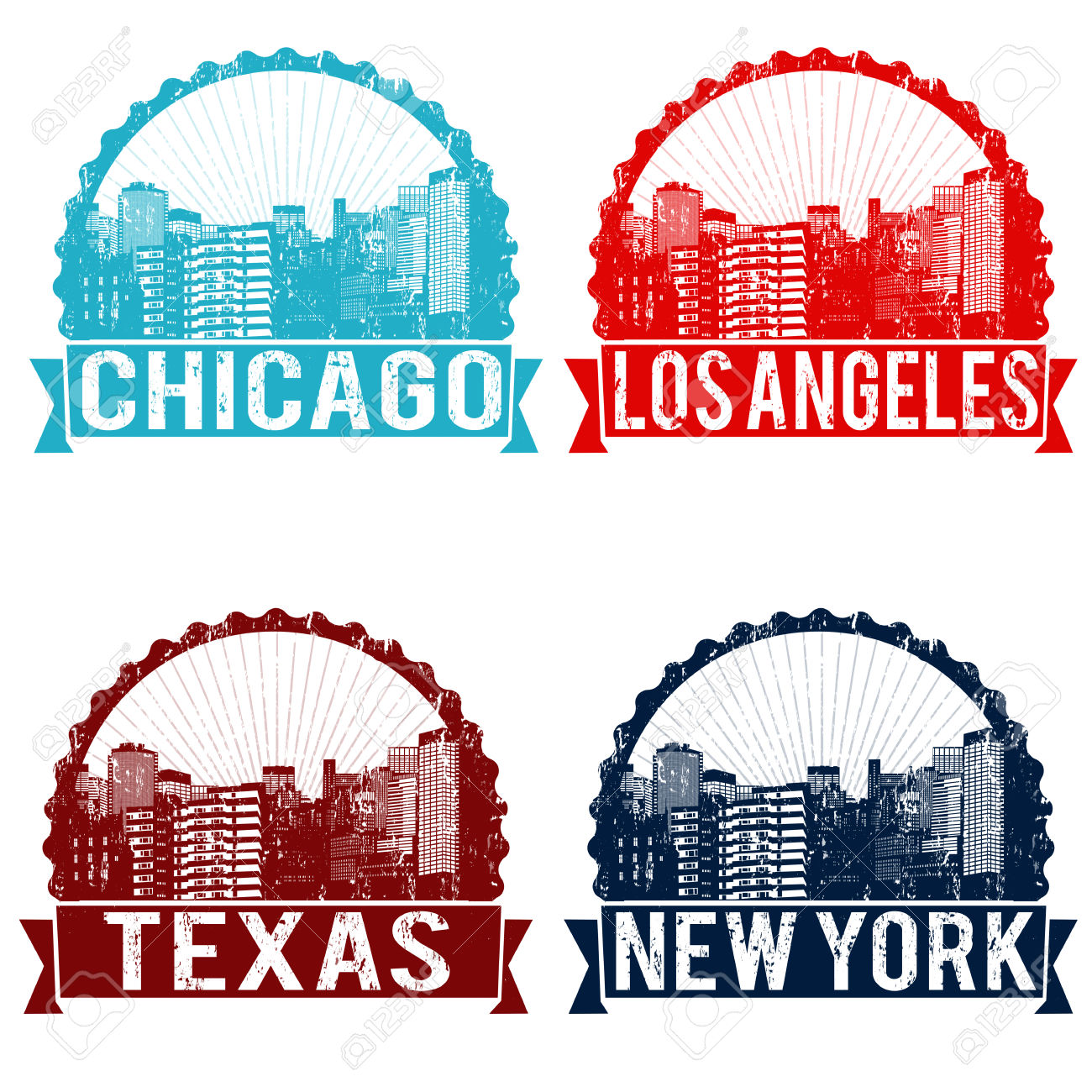 Los angeles live clipart.