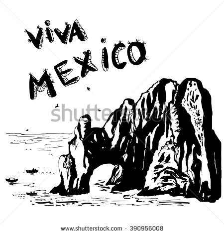 Los Cabos Mexico Stock Vectors, Images & Vector Art.