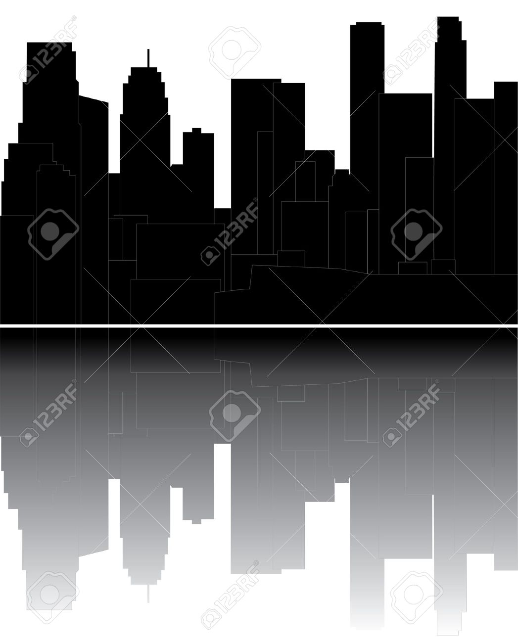 Clipart los angeles.