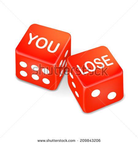 Lose.