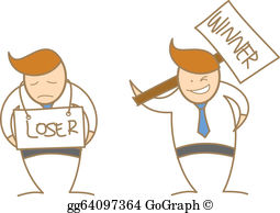 Loser Clip Art.