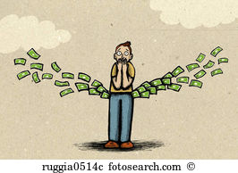 Losing money Illustrations and Clip Art. 1,245 losing money.