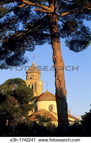 Stock Photography of Church of Our Lady of the Angels, Veli Losinj.