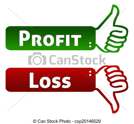 Profit And Loss Clipart.