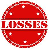 Clipart of Losses.