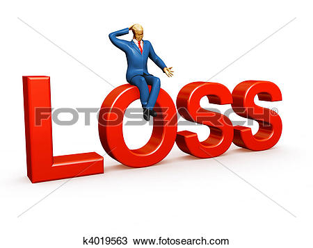 Drawing of Business loss k4019563.