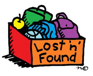 Lost & Found Items at MH to be Donated During November Break.