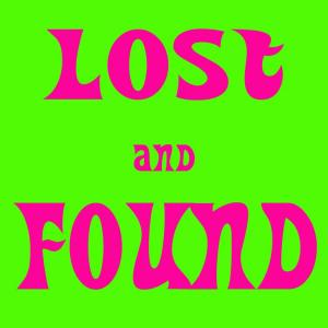 Lost And Found Sign Clip Art #RjeUCh.