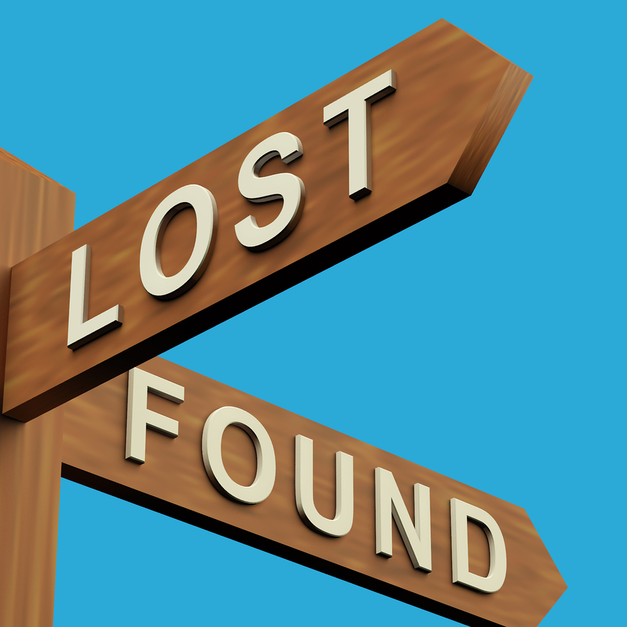 75 Lost And Found free clipart.