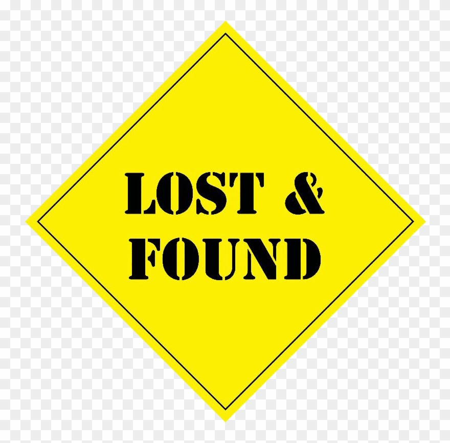 Lost And Found Clipart (#3625974).