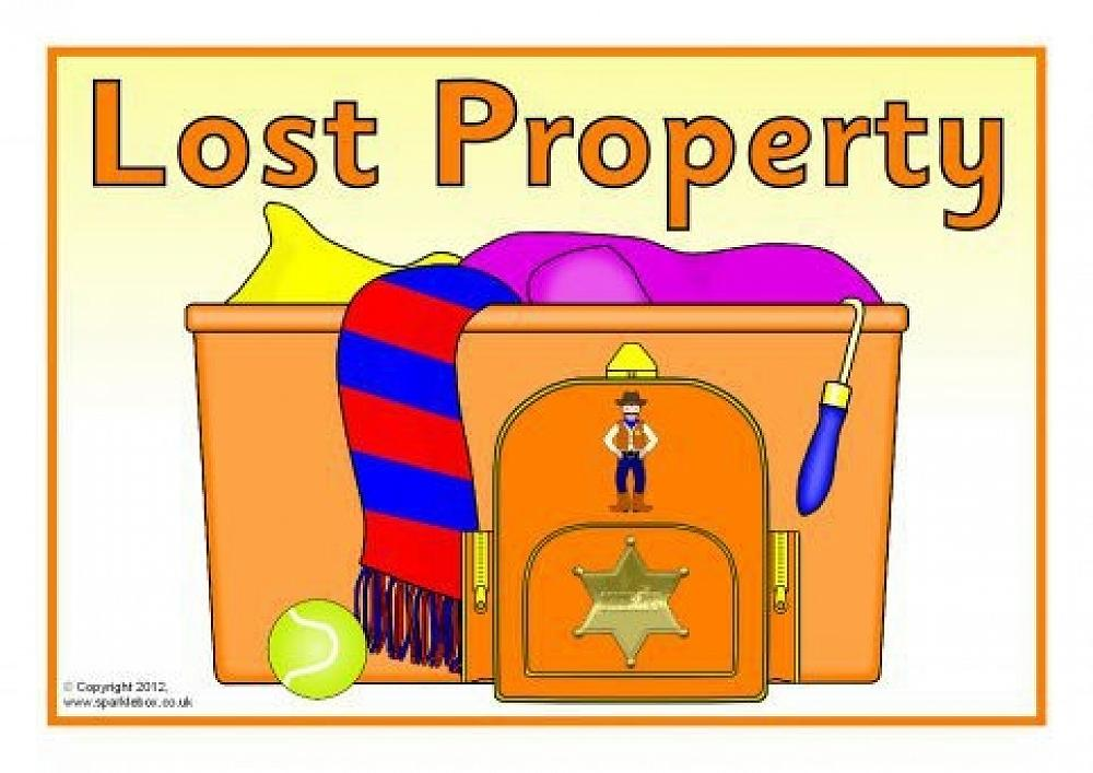 Lost Property.