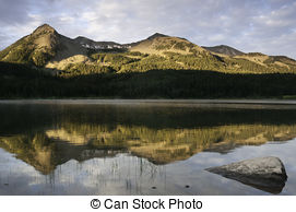 Stock Photography of Lost lake slough,Colorado.