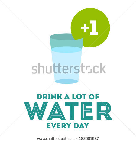 Glass Of Water Icon Stock Photos, Royalty.