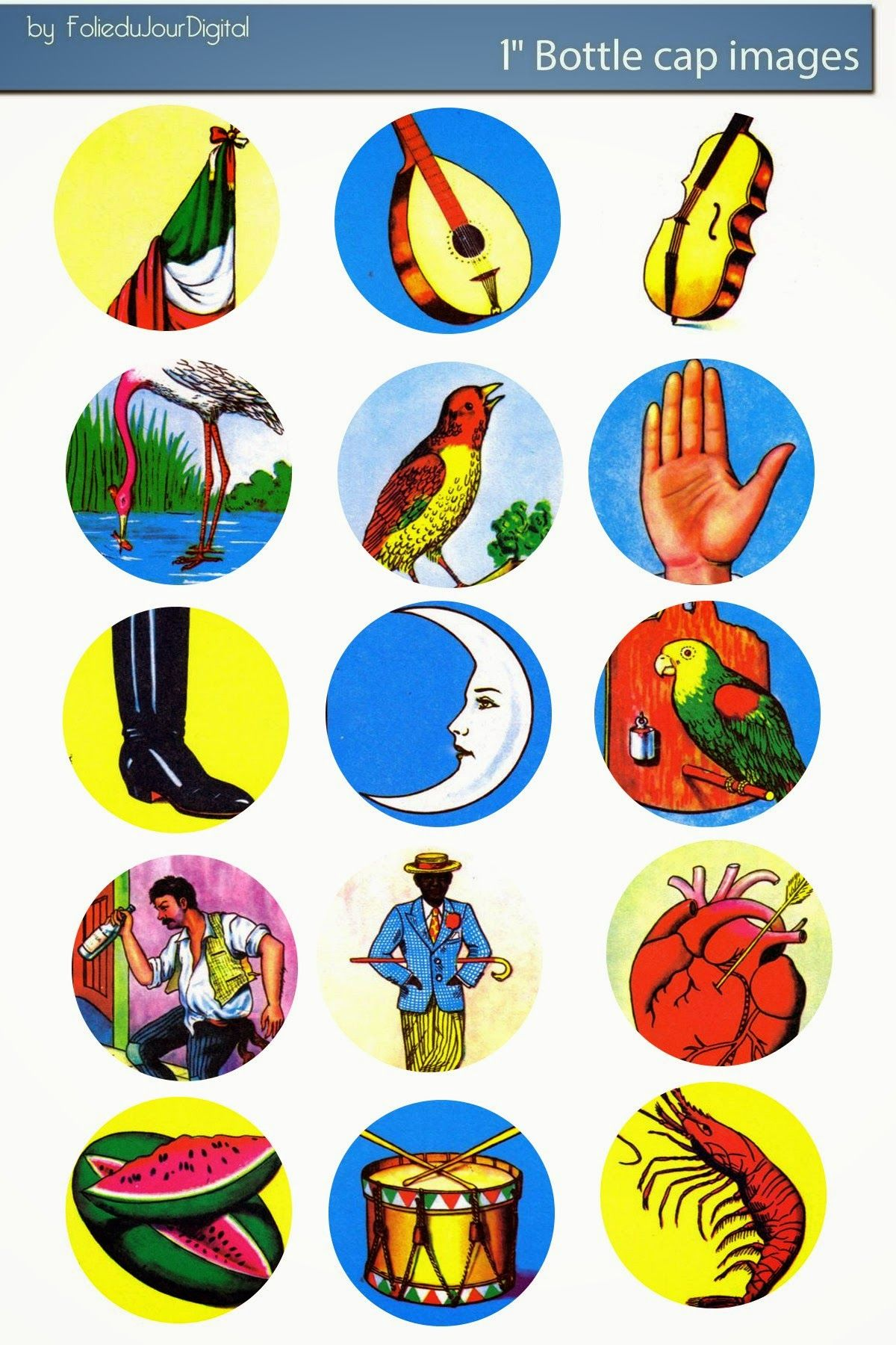 Loteria clipart 5 » Clipart Station.
