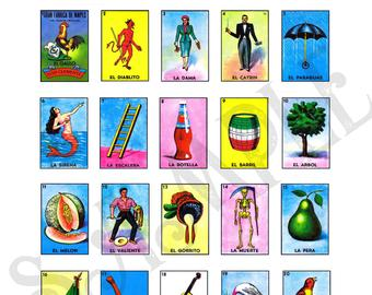 Loteria clipart 2 » Clipart Station.