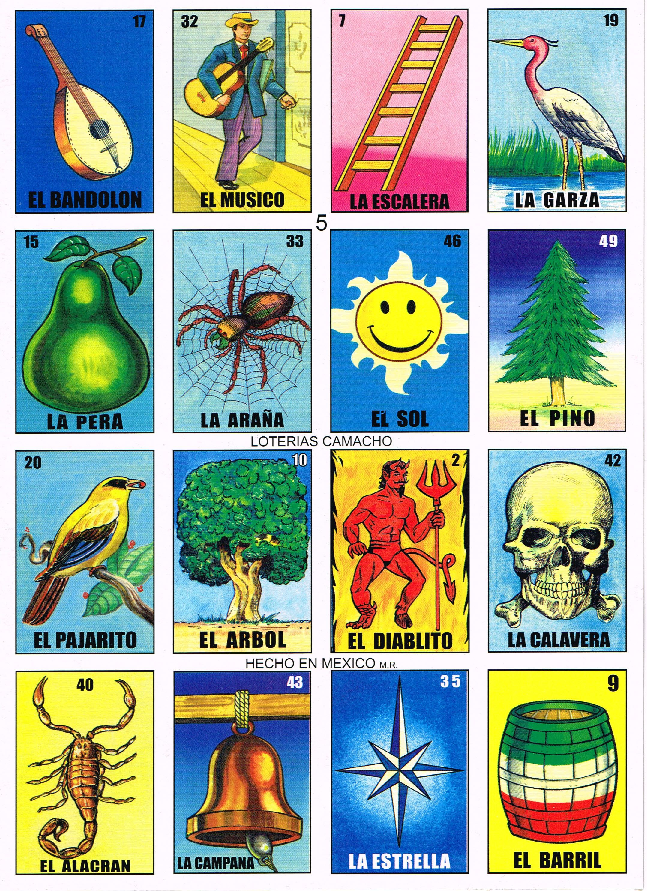 Loteria clipart 7 » Clipart Station.