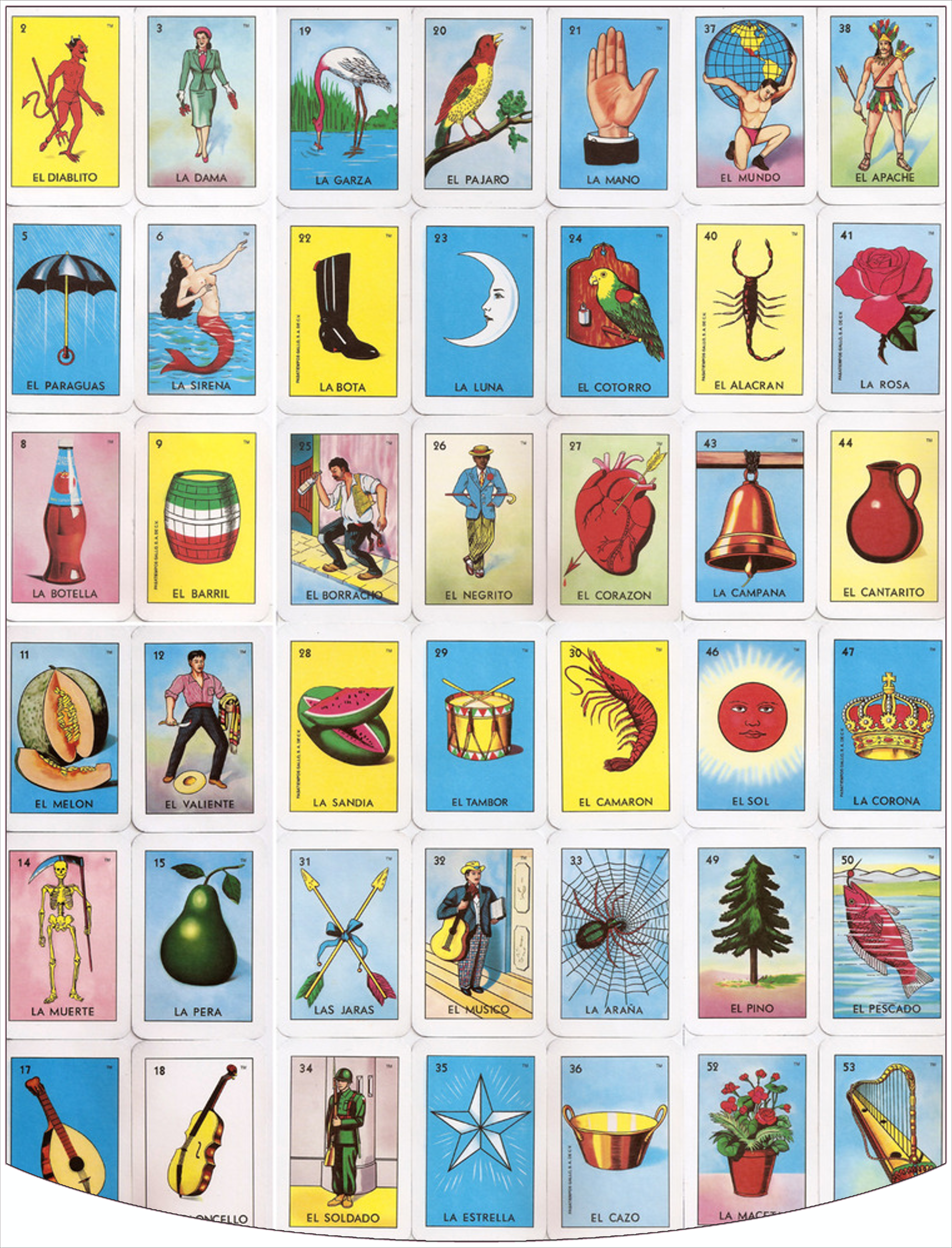La Loteria Backpack.