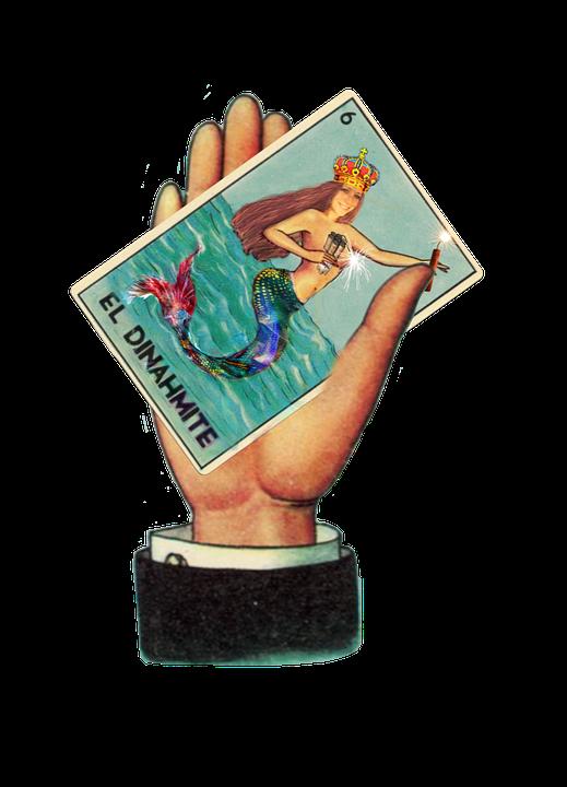 Loteria Hand Dynamite.