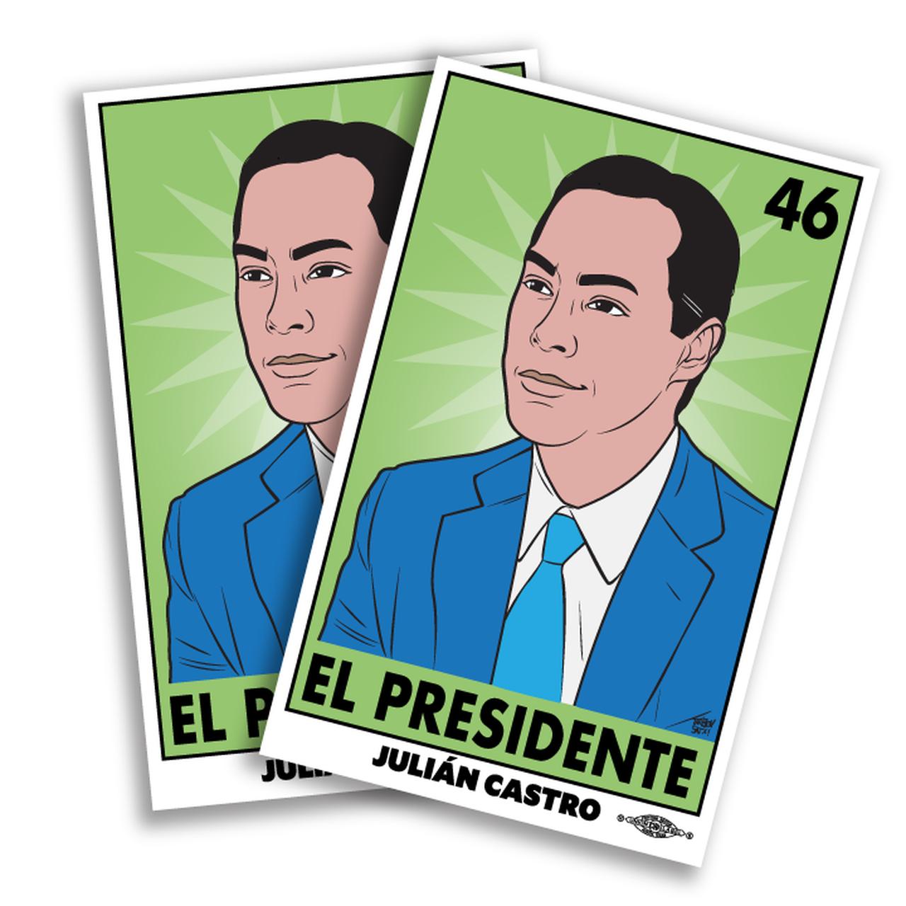 Julián Castro Lotería (4