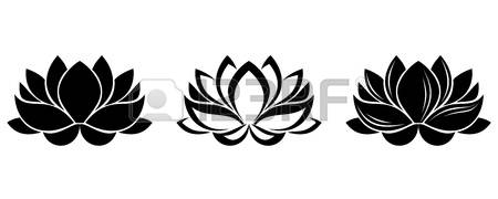 19,907 Lotus Flower Stock Vector Illustration And Royalty Free.
